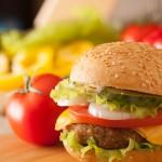 Гамбургеры
